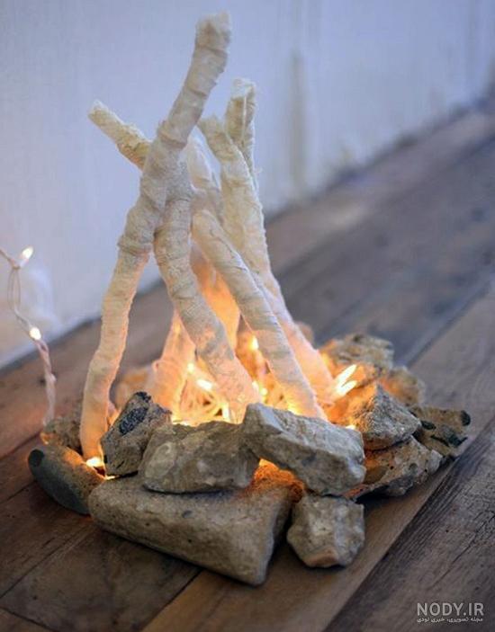 عکس آتش مصنوعی