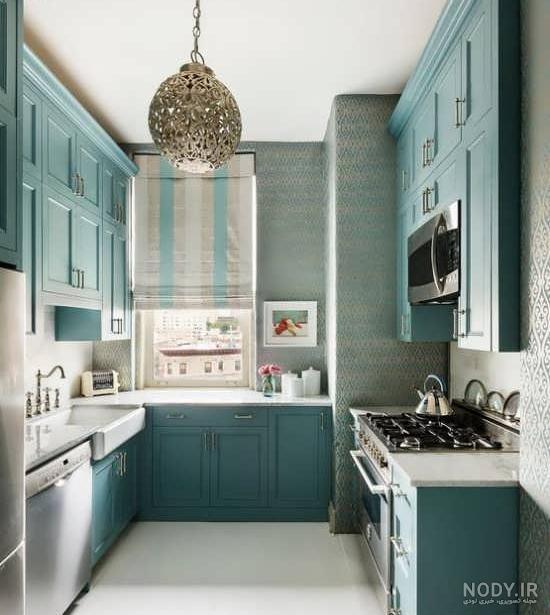 عکس آشپزخانه ساده