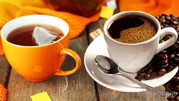 عکس فنجان چای یا قهوه