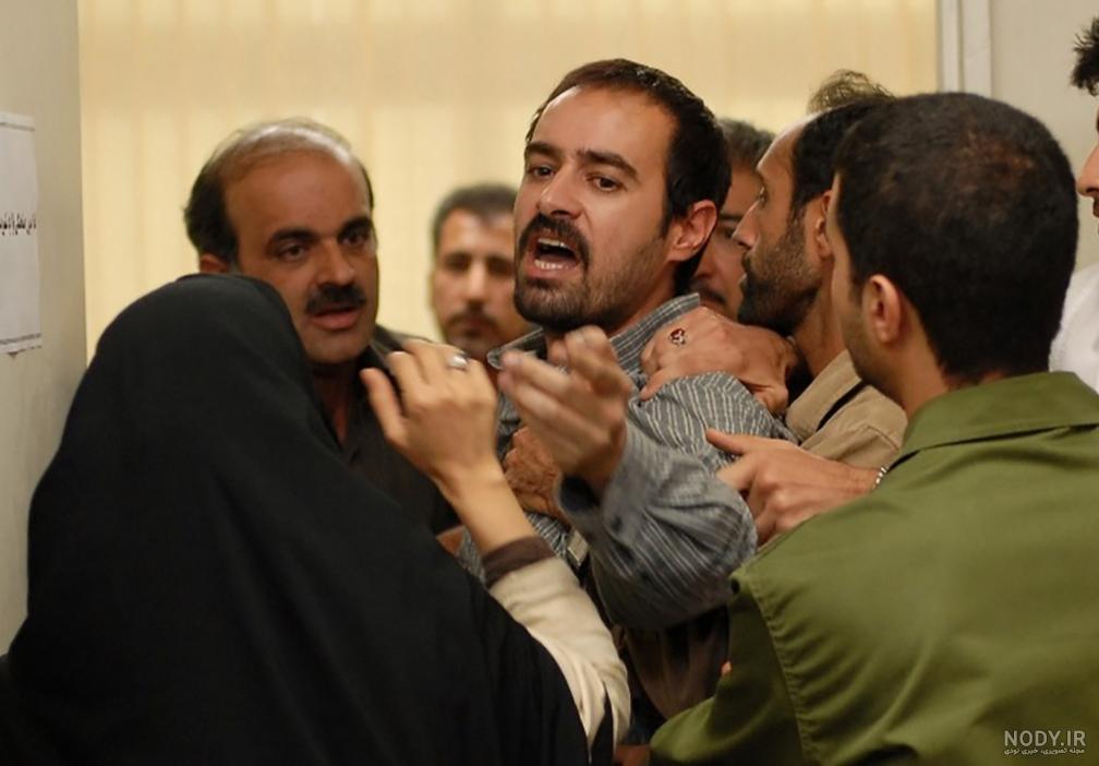 عکس شهاب حسینی جدایی نادر از سیمین