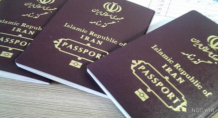 عکس پاسپورت ویزا