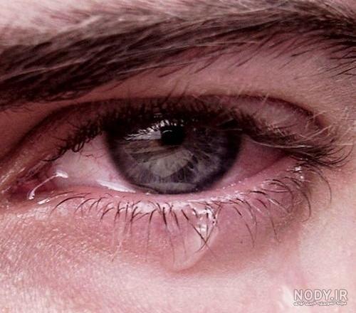 عکس چشم خونی پروفایل