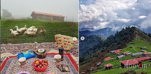 جاذبه های استان گیلان در یک نگاه