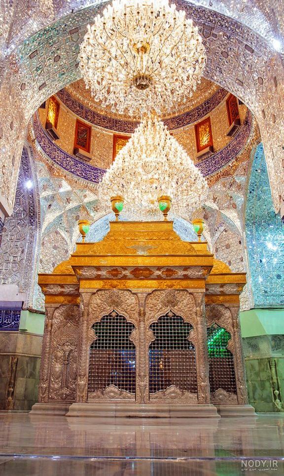 عکس اسم امام حسین برای تصویر زمینه