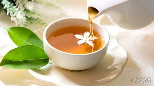 عکس چای بهار نارنج