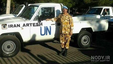 عکس گردان حافظ صلح