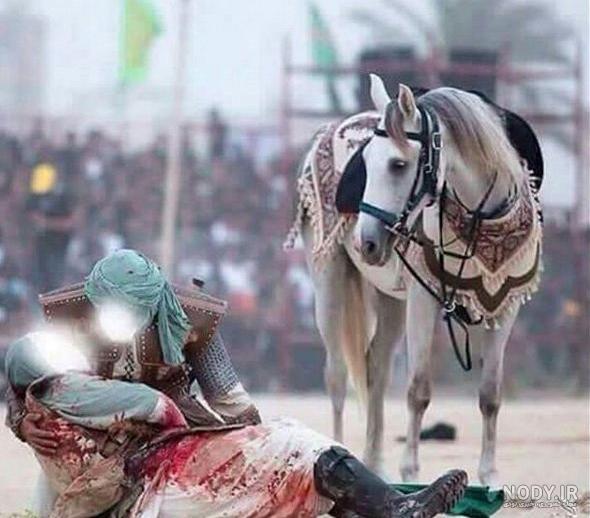 اسب حضرت عباس چه شد