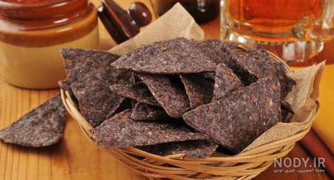طرز تهیه تاکو با نان ترتیلا