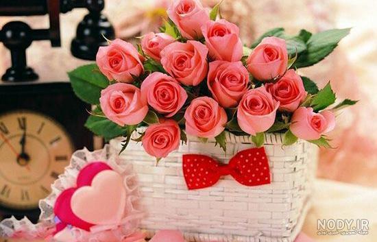 عکسهای گل زیبا جدید