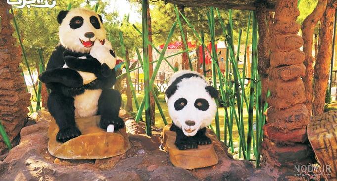 عکس حیوانات پارک ژوراسیک