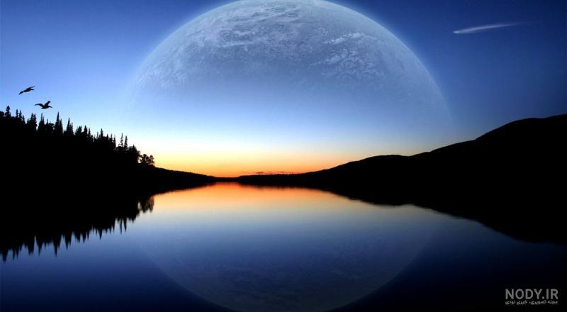 عکس طبیعت خوشگل زیبا