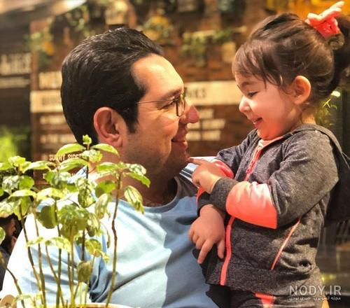 فرشته آشوری همسر احمدی