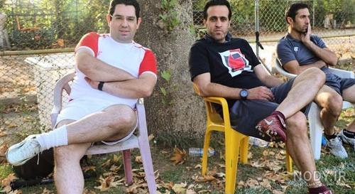محمدرضا احمدی چرا در گزارش ورزشی نیست