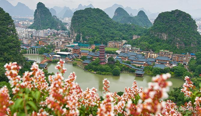عکس از طبیعت زیبای چین