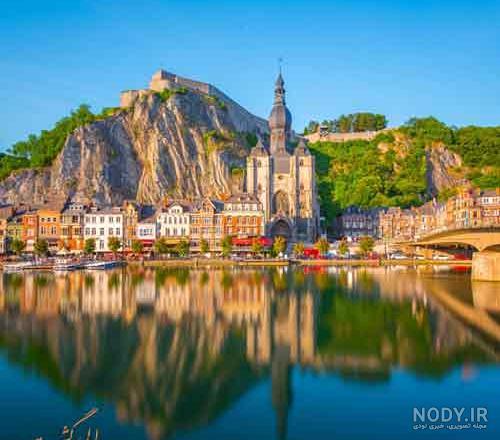 تصاویر زیبا از طبیعت کشور بلژیک