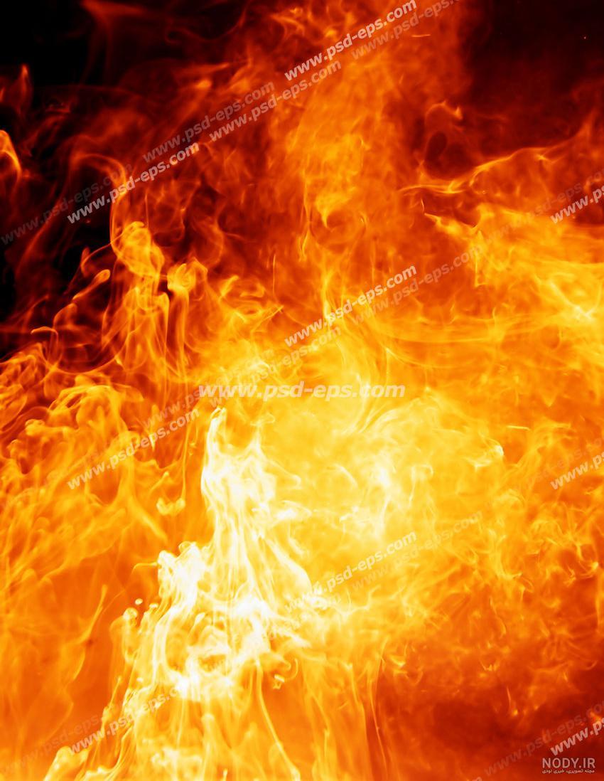 عکس آتش فانتزی