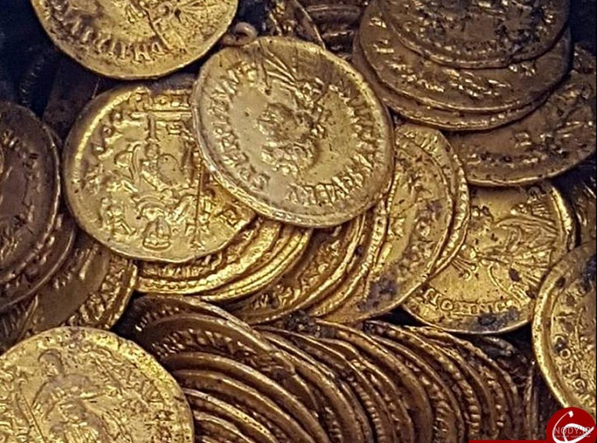 عکس سکه طلا قدیمی