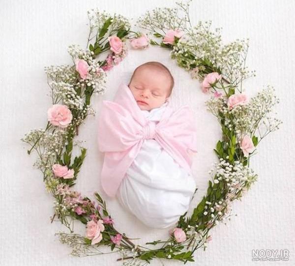عکس فانتزی نوزاد