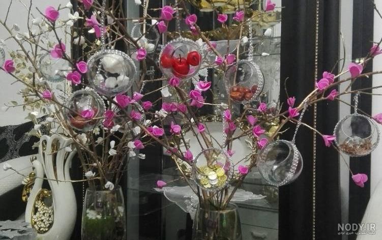 عکس هفت سین درختی