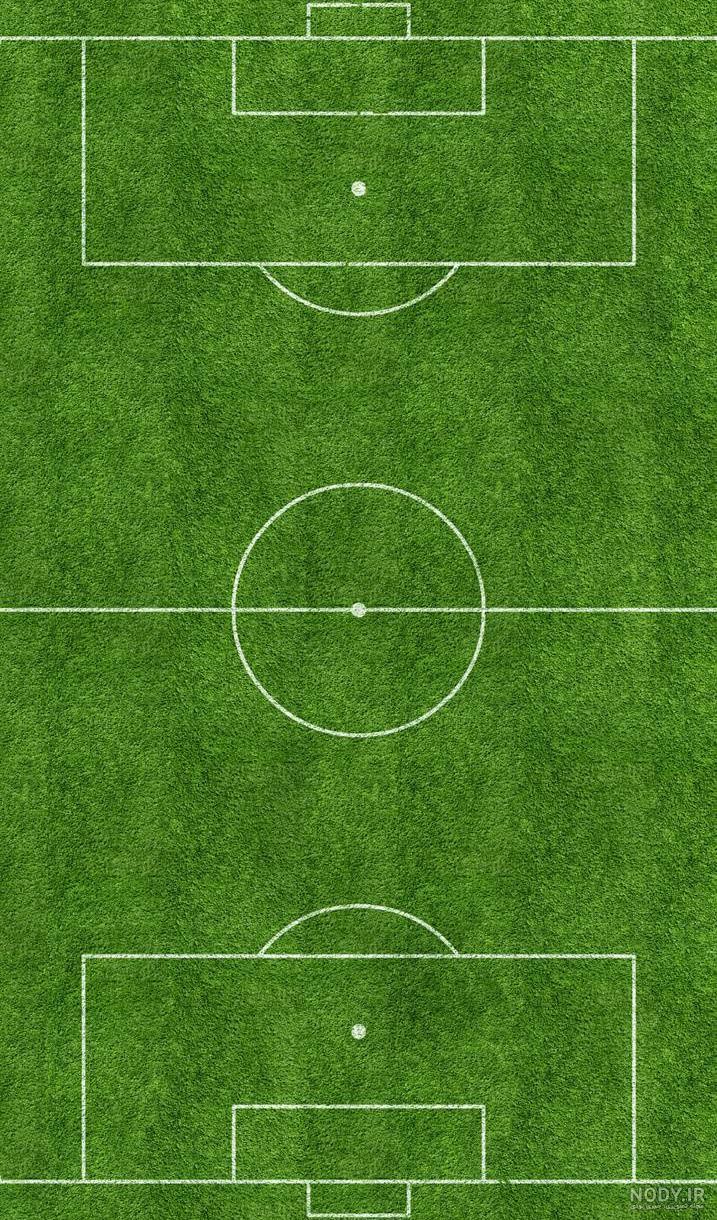 عکس زمین فوتبال