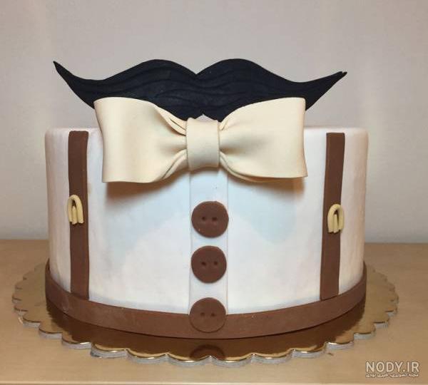 عکس کیک تولد پسرانه بزرگسال جدید