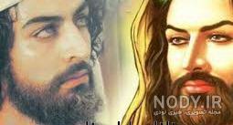 عکس حضرت علی در فیلم عمر