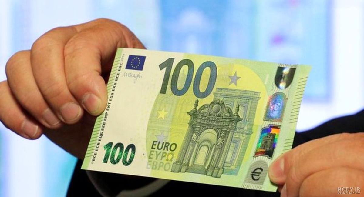 عکس پول یک یورو