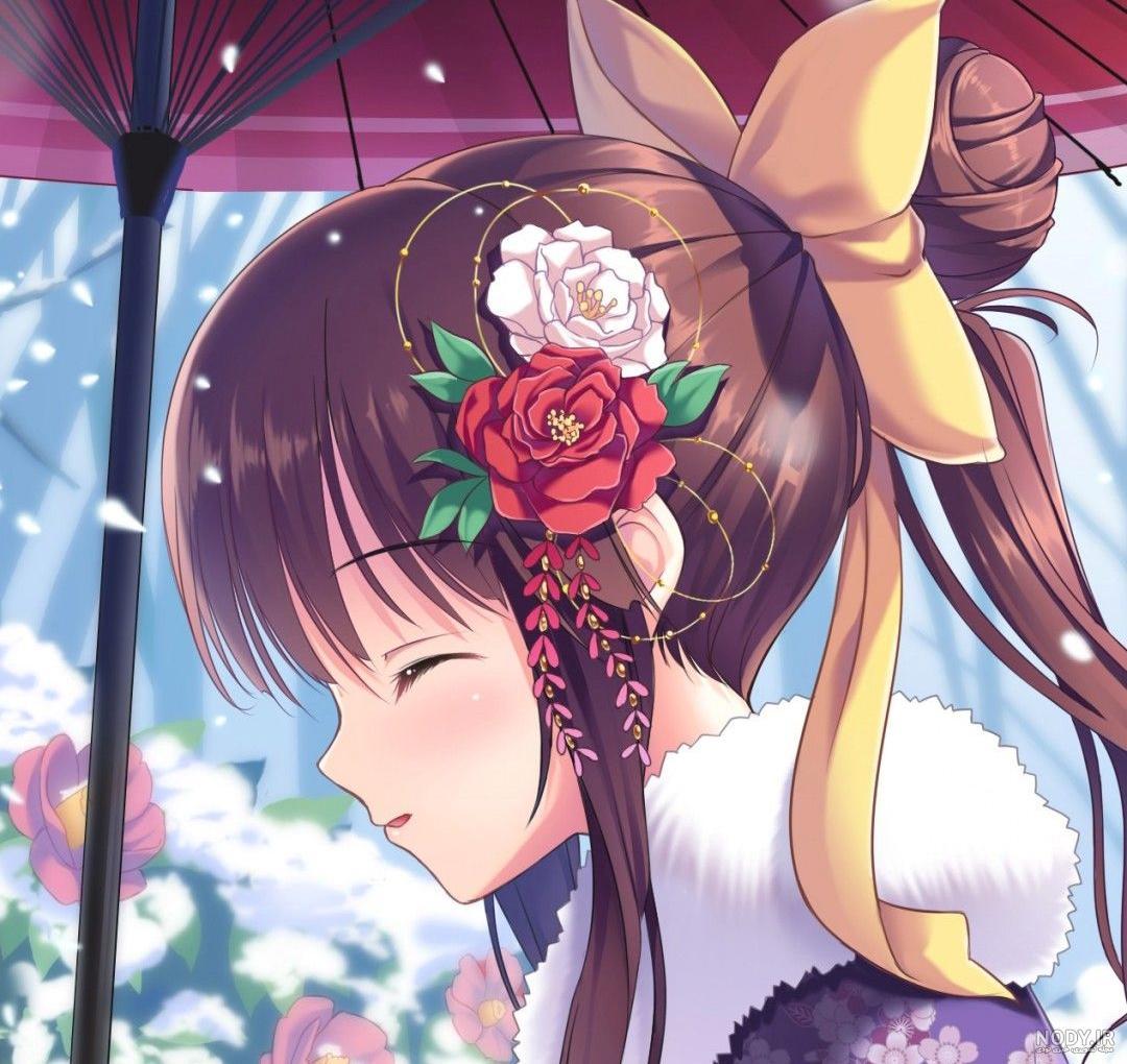 عکس پروفایل فانتزی ژاپنی