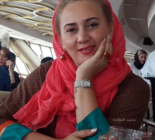 عکس بازیگر تبسم هاشمی