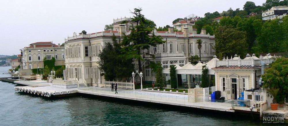 عکس خانه هالیت