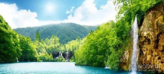 تصاویر زیبا از طبیعت تابستانی
