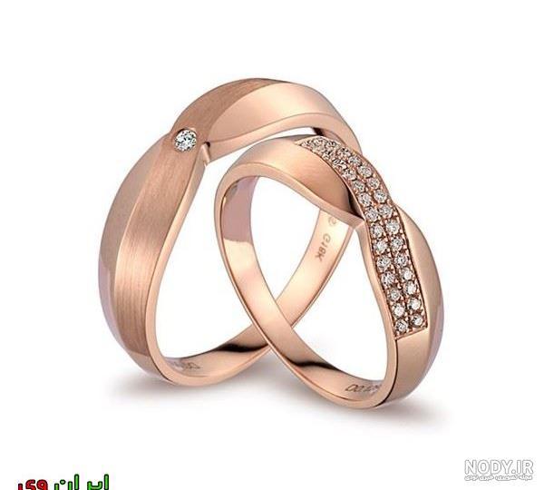 عکس حلقه ازدواج باکلاس