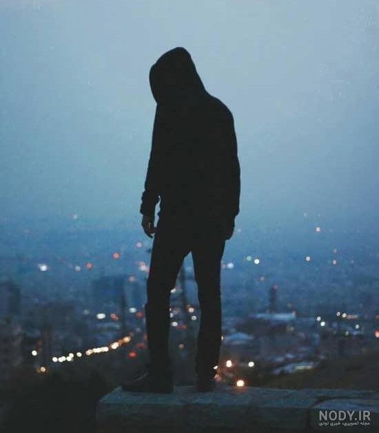عکس غمگین بدون متن پسر