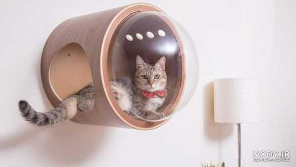 عکس ایده خانه گربه