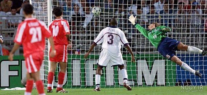 عکس فوتبالی خاطره انگیز