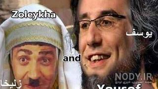 عکس طنز صمد ممد