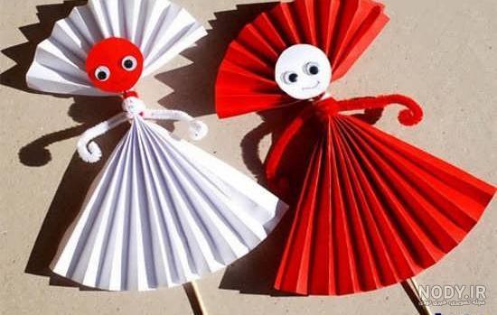 عکس ایده کاردستی برای روز کودک