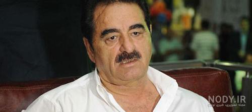 عکس چهره ابراهیم تاتلیس