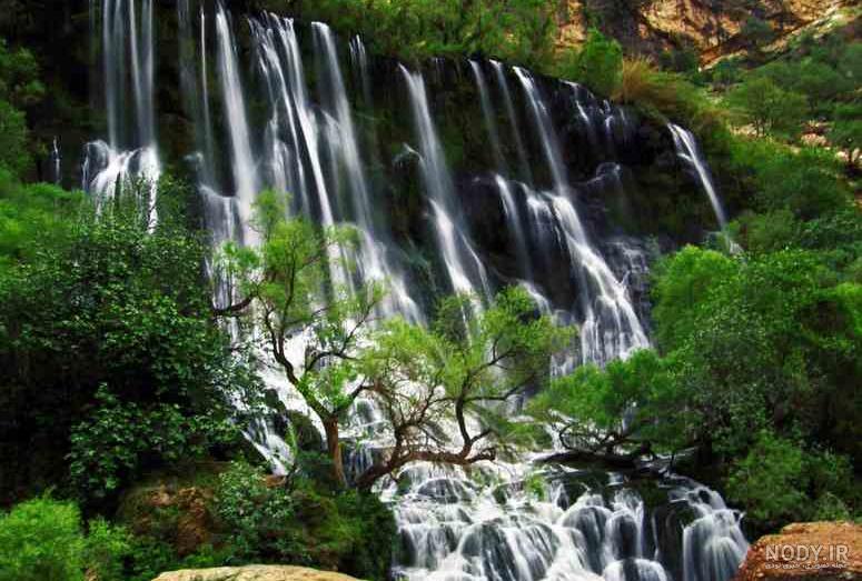عکس از طبیعت صالح آباد