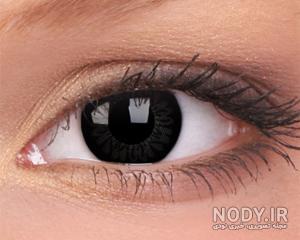 عکس مشکی چشم