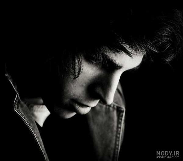 عکس مردانه سیاه سفید
