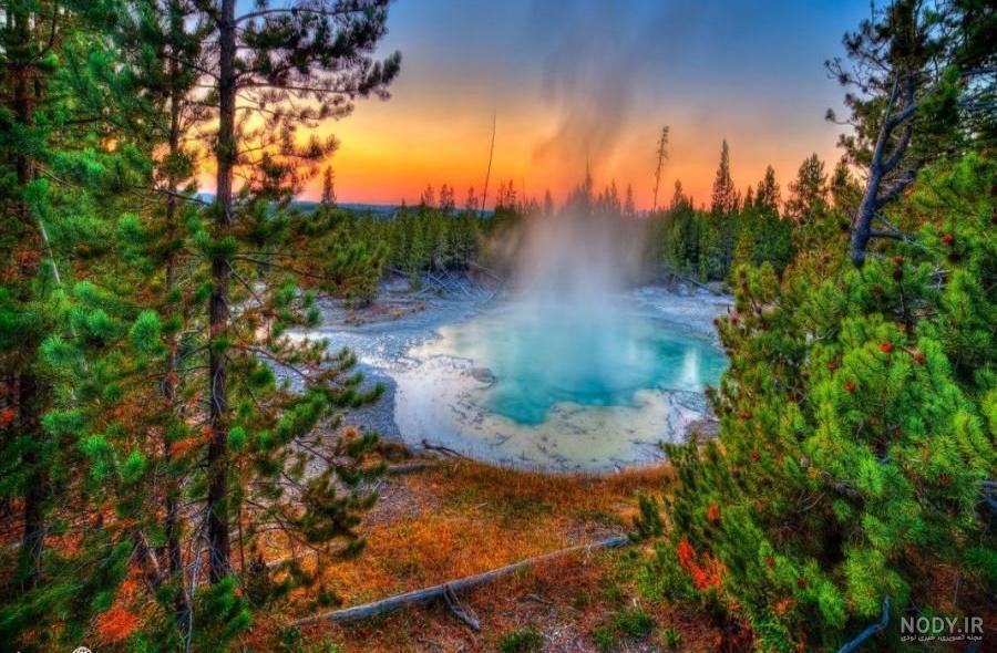 عکس های زیبای طبیعت آمریکا