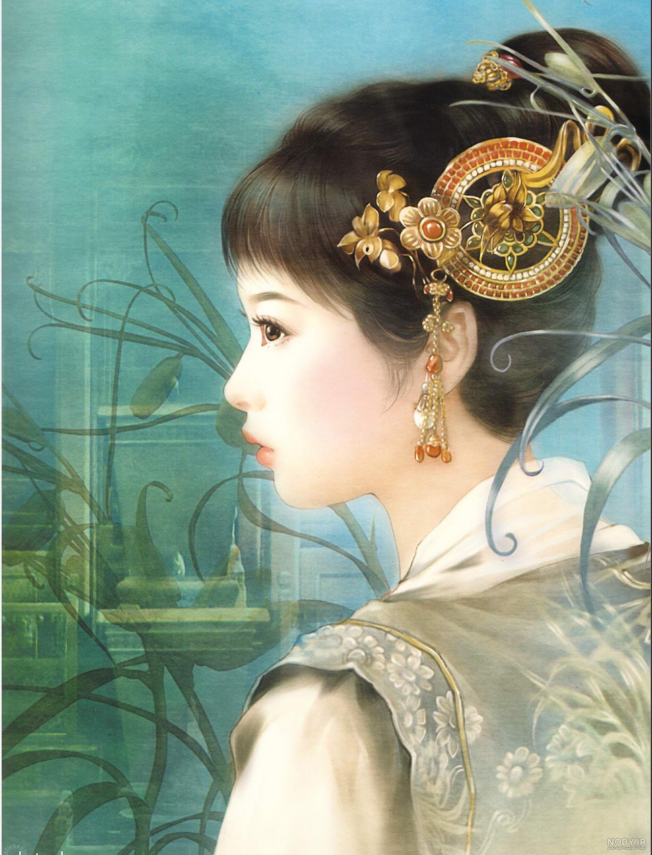 عکس فانتزی چینی