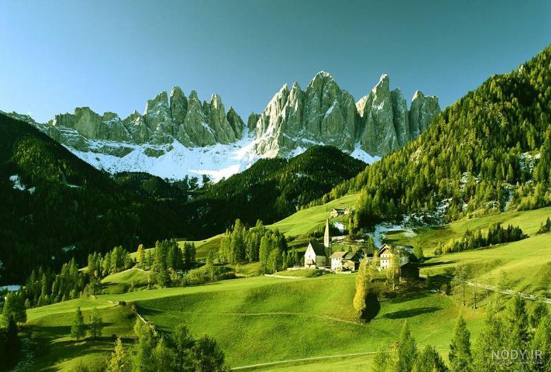 عکس از مناظر زیبای جهان