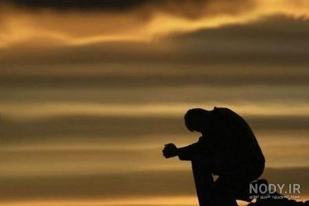 عکس پروفایل غمگین بدون متن مردانه