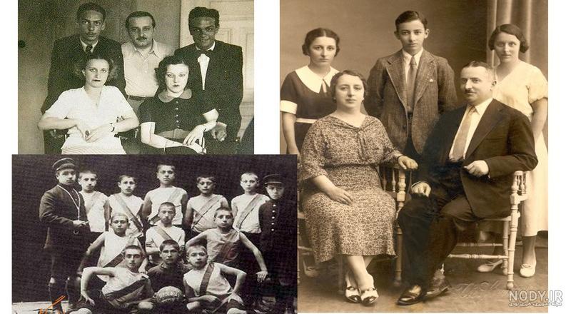 عکس خانوادگی قدیم