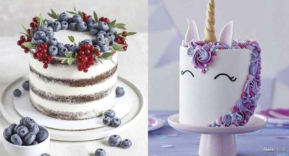 عکس کیک جدید