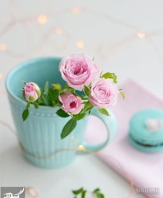 عکس فانتزی گل