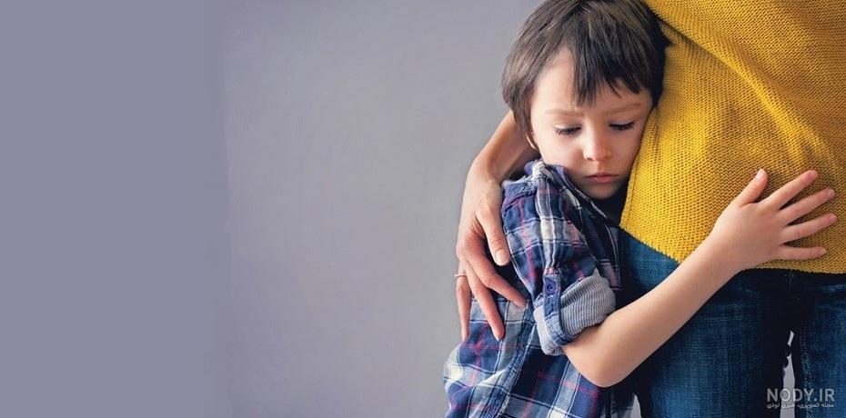 عکس اضطراب جدایی کودک