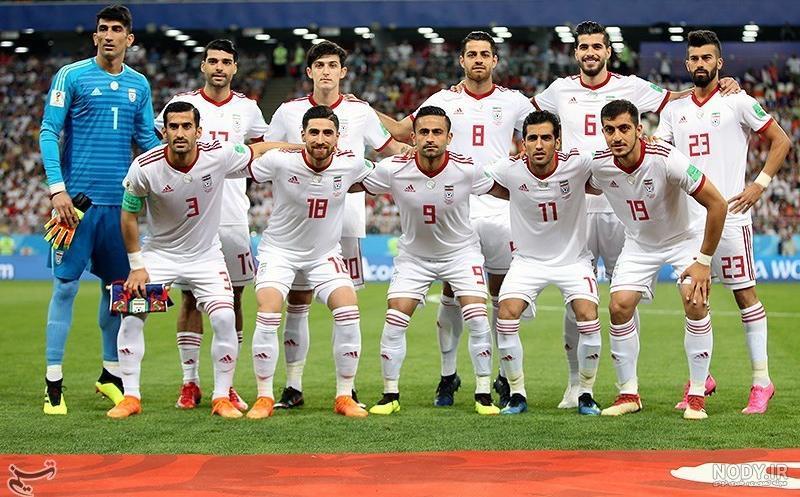عکس ایران فوتبال